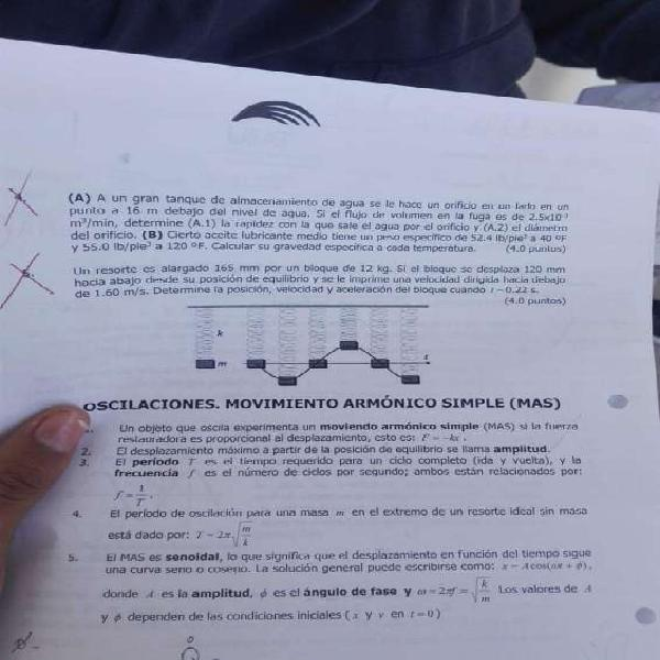 Clases de estadistica1-2, fisica, qumica, matematica