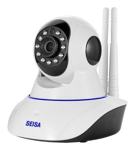 Cámara seguridad ip hd inalámbrica wifi vista desde