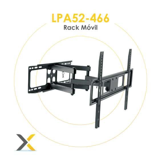 Rack para tv móvil lpa52-466 en Lima