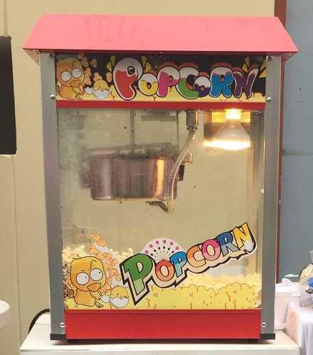 Venta máquina popcorn canchita segunda