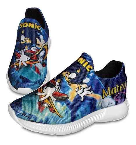 Zapatillas Sonic Skate Personalizado