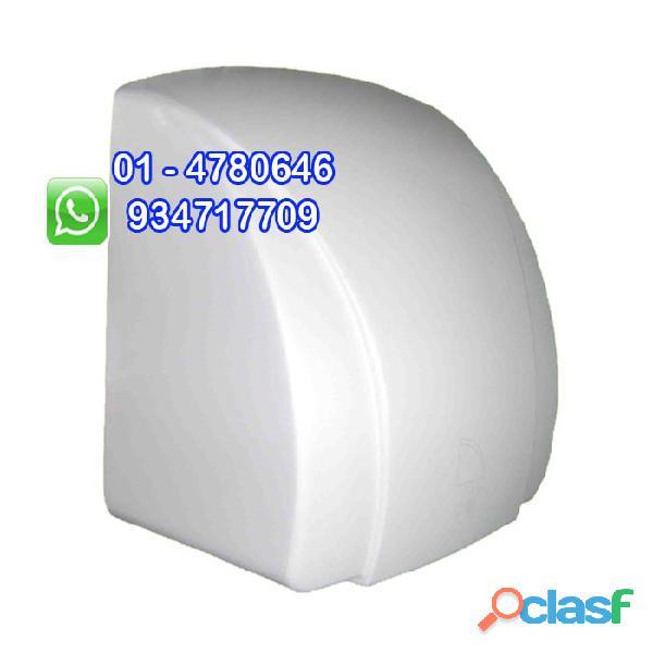 Secador de manos automatico blanco 1800 w