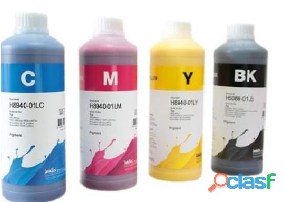 Tintas coreanas inktec para impresoras