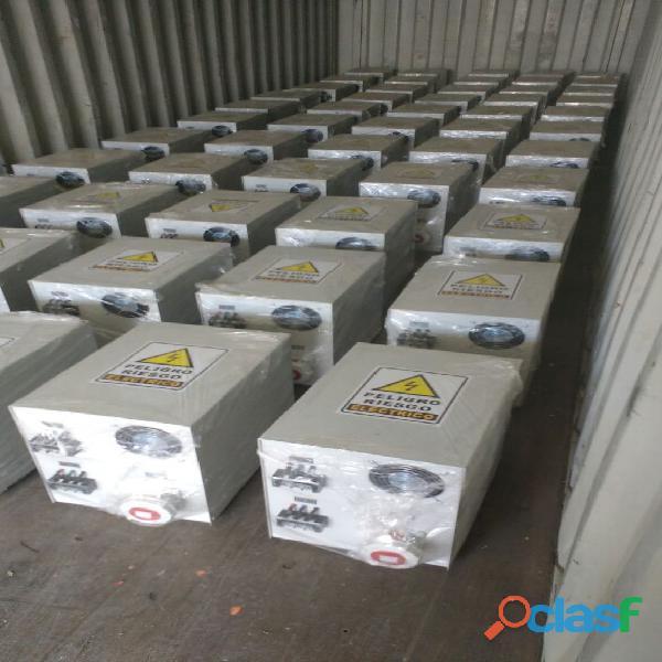 Venta y alquiler de transformadores trifasicos de 15 kw