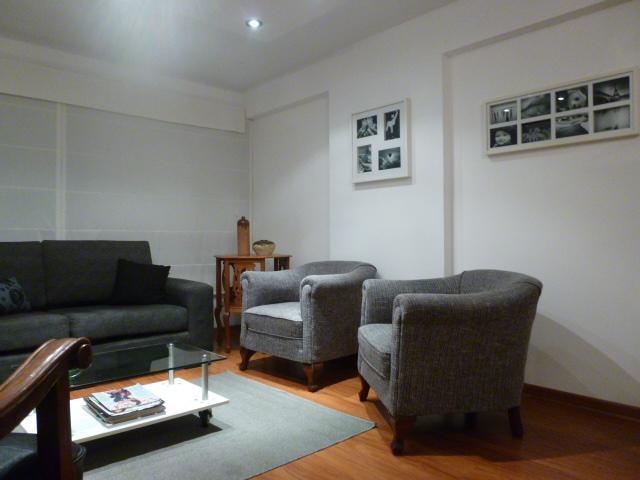 Apartamento amoblado y equipado en alquiler en san isidro