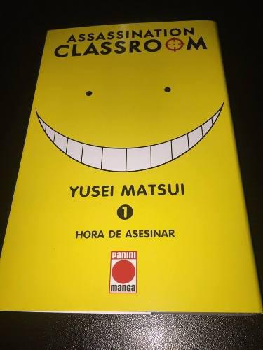 Assassination Classroom 1-21 Manga Original Español- Panini