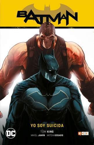 Batman De Tom King 03: Yo Soy Suicida A 89 Soles