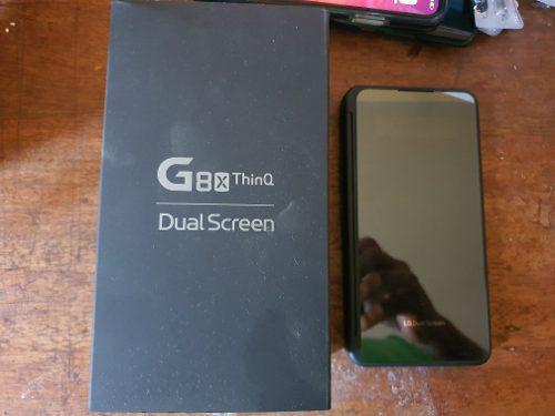 Lg G8x Doble Pantalla 128gb