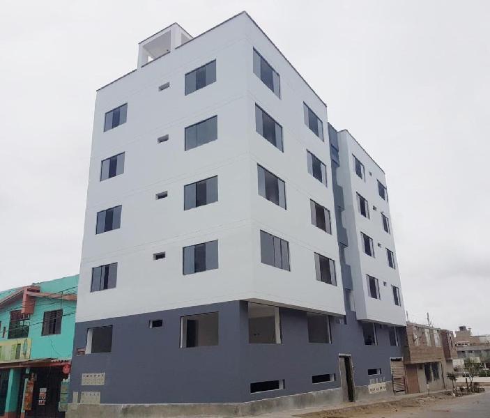 Se vende departamento de estreno, 1er piso, 85 m², en villa