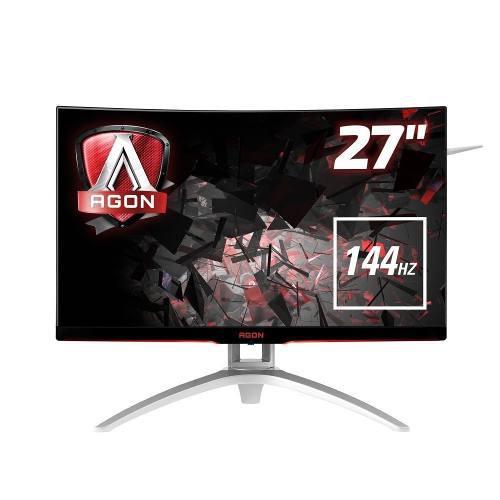 Monitor gaming aoc agon ag272fcx, 27 curvo, 1920x1080, hdmi