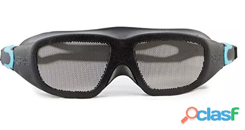 Gafas de seguridad safe eyes de malla en acero inoxidables antiempañantes