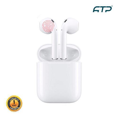 Audifonos inalambricos i12 tws bluetooth 5.0 apple android