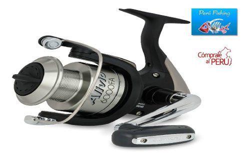 Carrete de pesca marca shimano modelo alivio 6000
