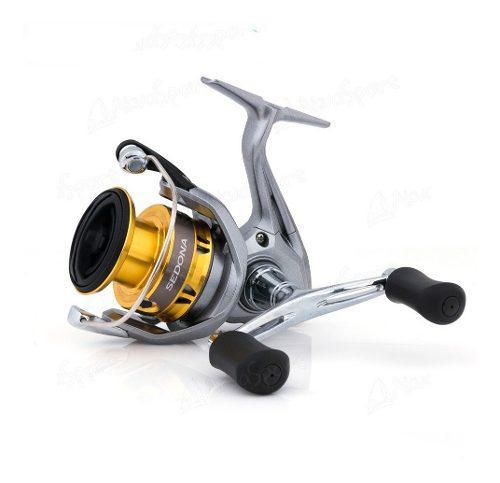 Carrete de pesca marca shimano modelo sedonna 3000 dh