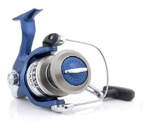 Carrete De Pescar Marca Shimano Modelo Nexave 4000 Fe