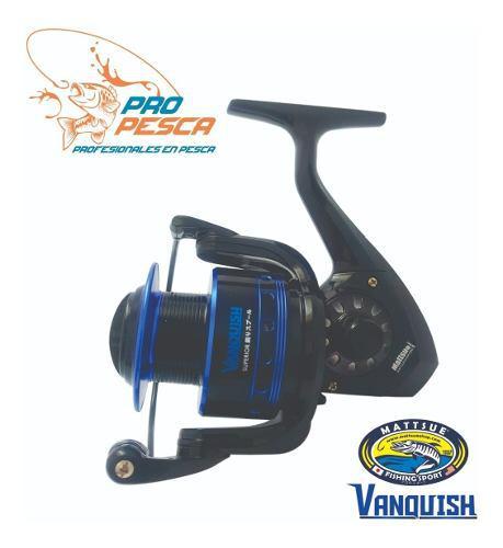 Carrete Pesca Vanquish Mattsue Type 6000
