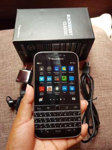 Celular blackberry clasic