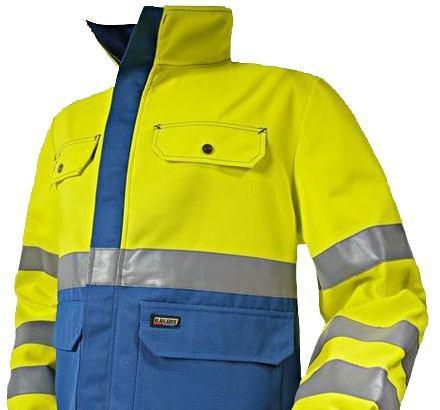 Confeccion de ropa industrial, ropa para minas e industrias
