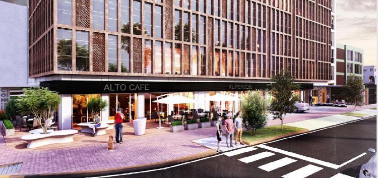 Alquiler local comercial de 152 m² zona de alto transito