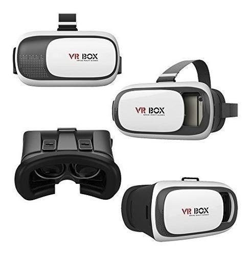 Lente de realidad virtual vr box