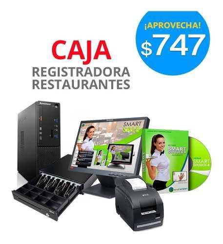 Caja registradora $797 - restaurantes