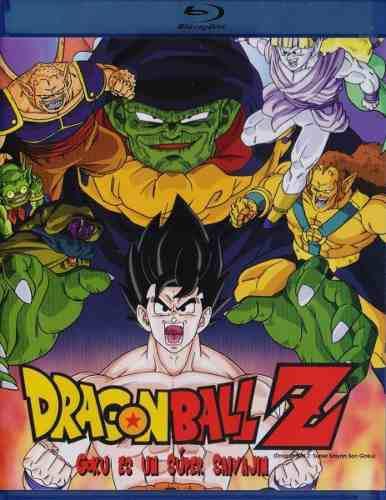 Dragon ball z: goku es un súper saiyajin bluray latino