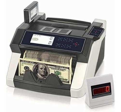 Pyle automatico bill y contador de billetes | dinero digital
