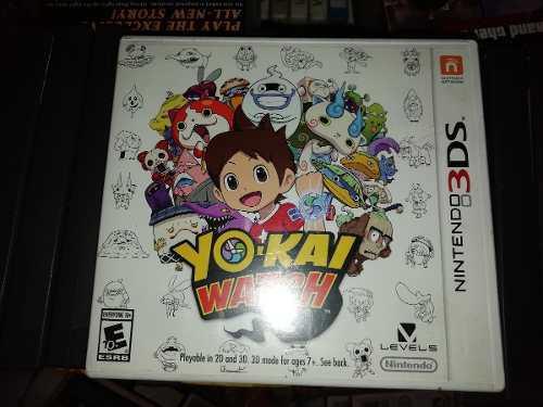 Yokai watch - para nintendo 3ds