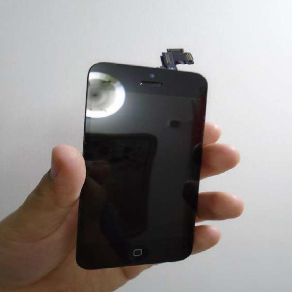 Pantalla lcd tactil touch iphone 5c,negro nuevo,original