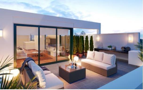 Arq. mario lara exclusivo duplex con amplio jardín terraza