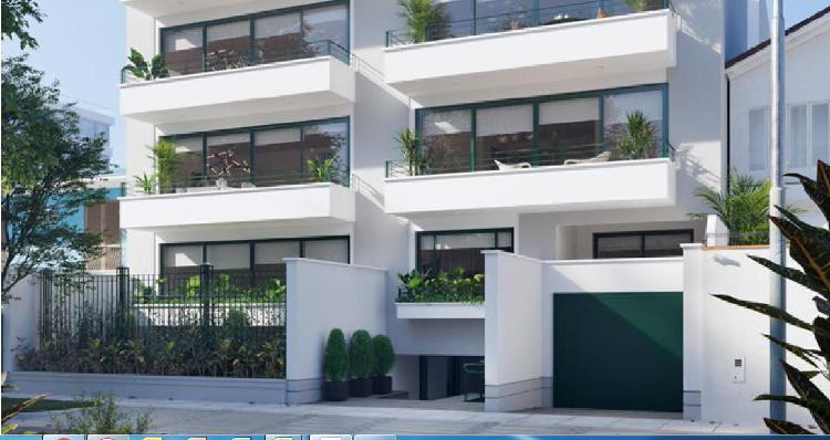Arq mario lara exclusivo duplex con terraza jardin parrilla