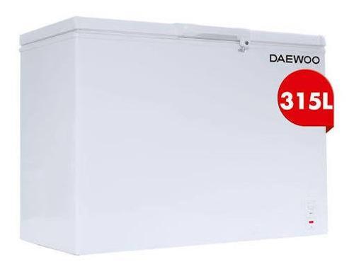 Congeladora Daewoo 315lts /nuevo