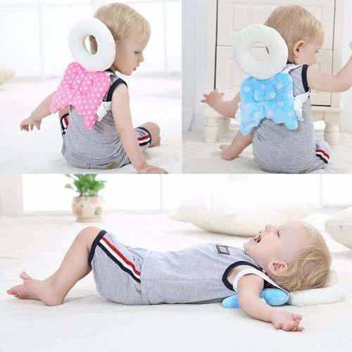 Protector de cabeza para bebes que empiezan a caminar