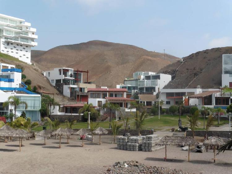 Se alquila casa en playa minkamar (deportes acauticos)