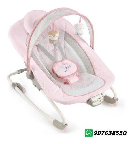 Silla nido rock´n soothe audrey para bebes y niños
