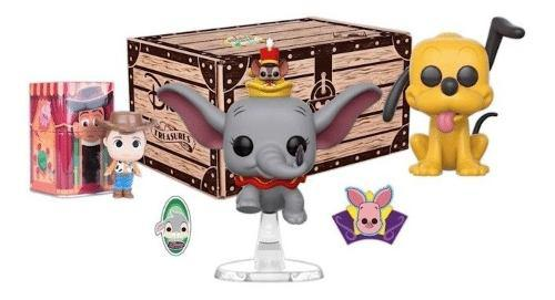 Disney treasure festival of friends funko collector box