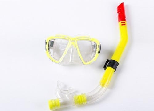 Lentes para buceo mascara piscina nadar snorkel gafas playa