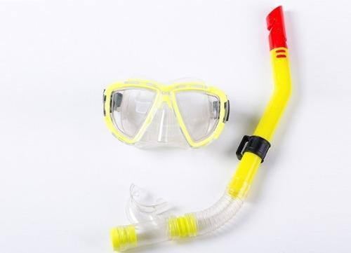 Lentes para buceo snorkel mascara nadar piscina gafas playa