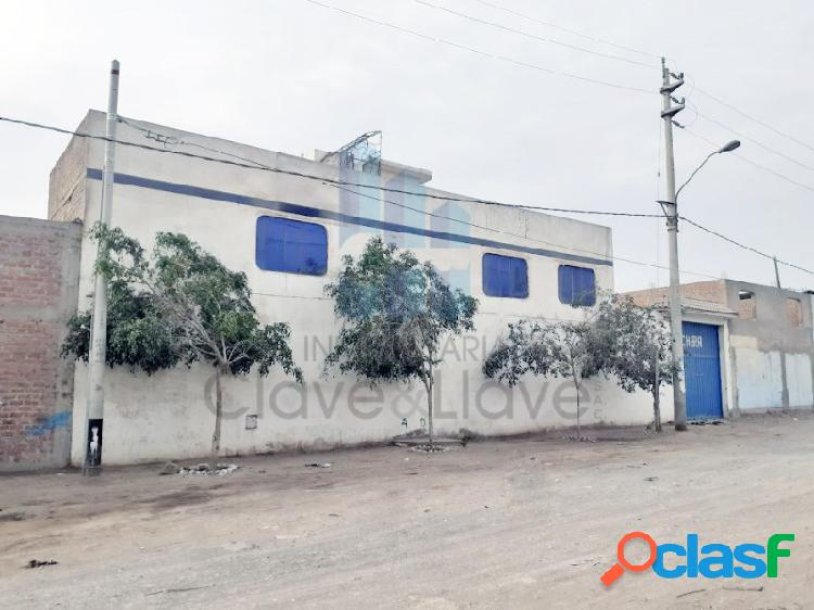 Venta de Terreno de 1,000 m2 en Av. San José - San Martín de Porres