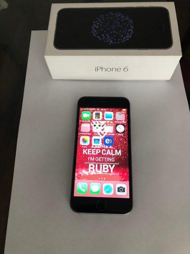 Celular iphone 6 de 16gb desbloqueado en perfecto estado