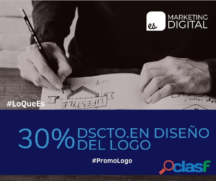 Desarrollo de logotipo   imagen corporativa   marketing para mypes chiclayo