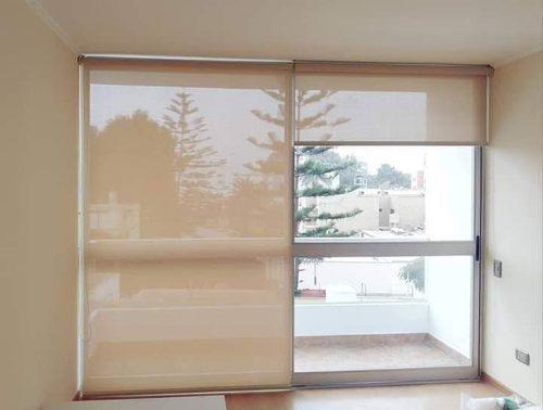 Persianas rollers cortinas