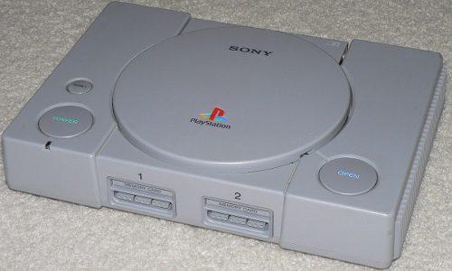 Playstation 1 play station fat ps1 consola sola a 110 soles