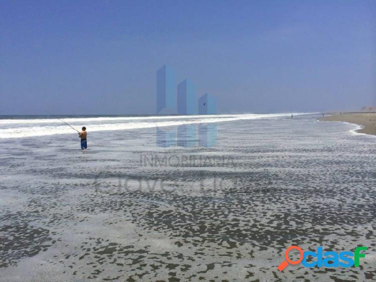 Terreno de playa en Remate - Condominio Rivera del Mar - Cañete