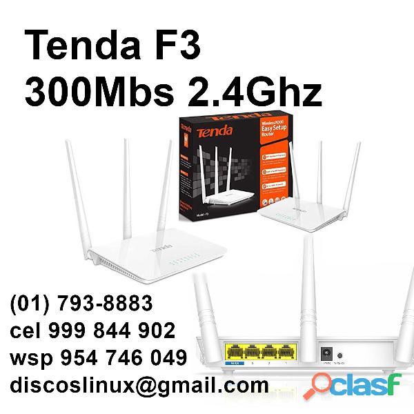 Nuevo Tenda Repetidor Wifi 300Mbs mayor cobertura sin cables 1
