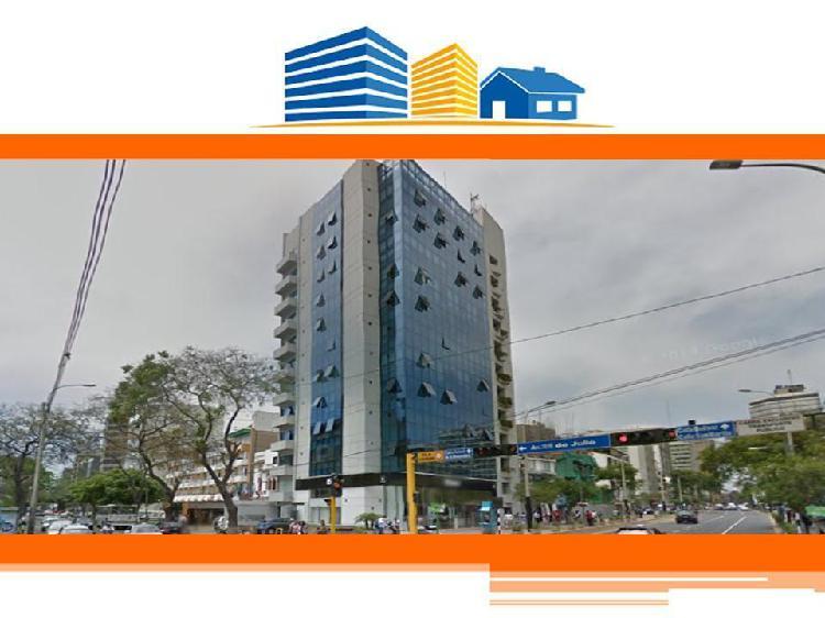 Alquiler de Oficina Semi - Implementada 255 m² Ce Larco 880