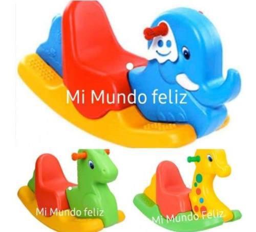 Mecedoras balancines juegos de niños juguetes niñas