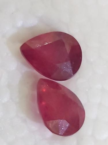Piedra rubí nat. 5.15 cts certificado: n° 75615084204l