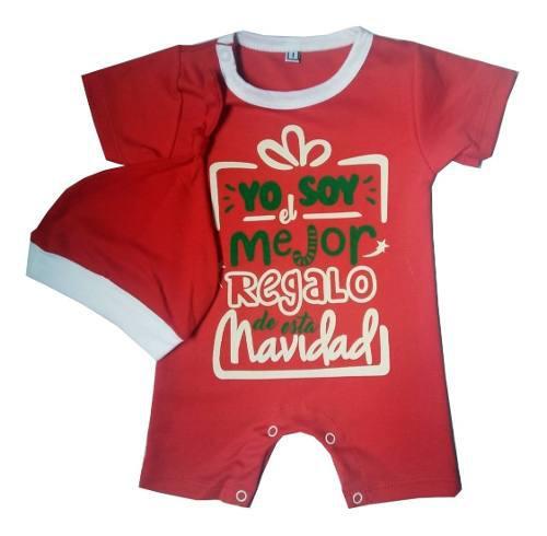 Ajuar ropa de bebe de navidad