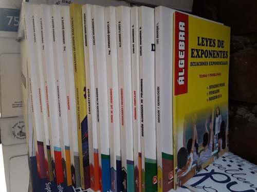 Libros Pre_colección De Álgebra De Cuzcano